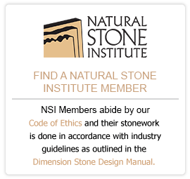 Find a Natural Stone Institute Member