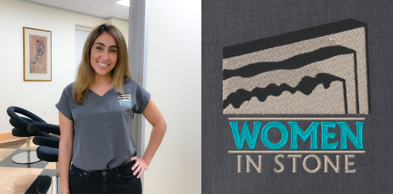 Order Women in Stone Gear